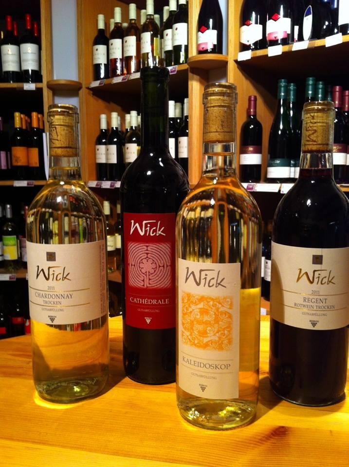 Biowein Weingut Wick